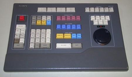 Linear video editing console - Droit d'auteur: Wikipédia – License CC0