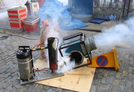 Smoke Machine - Droit d'auteur: Wikipédia – License CC0
