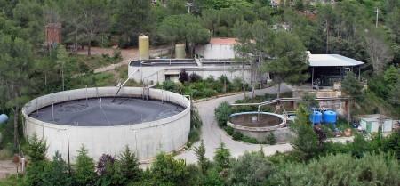 Depuradora de Castellar del Vallès - Droit d'auteur: Wikipédia – License CC0