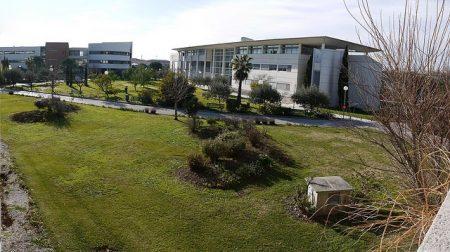 Campus de l'USTV depuis le batiment W' - Droit d'auteur: Flickr – License CC0