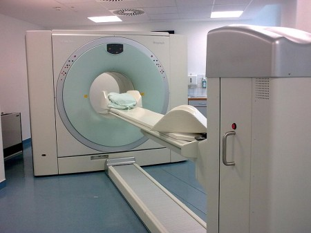 PET-CT Siemens Biograph01 - Droit d'auteur : Wikipédia – License CC0