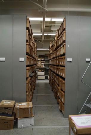 CA State Archives Boxes - Droit d'auteur: Wikipédia – License CC0