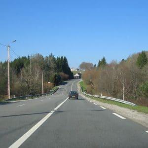 Opérateur d'entretien et de surveillance du réseau routier 8