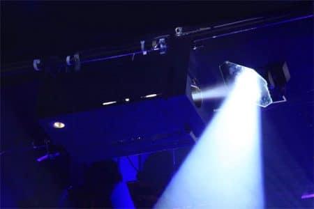 Projecteur CAMELEON Telescan MARK 1 - Droit d'auteur: Wikipédia – License CC0