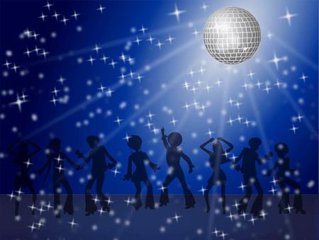 Boule Disco Boule À Facettes Boule De Paillettes - Droit d'auteur: Pixabay – License CC0