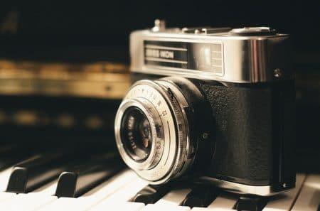 Photographie Appareil Photo Photo Arts Piano - Droit d'auteur: Pixabay – License CC0