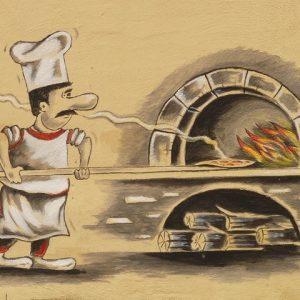 Pizzaiolo - crépier 9