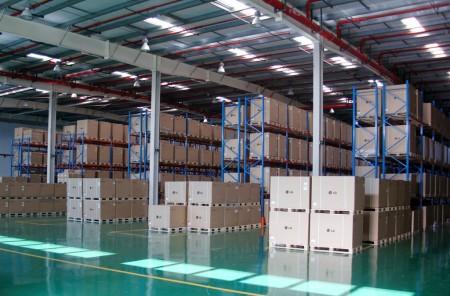 Pantos Logistics - Warehouse picture - Droit d'auteur: Wikipédia – License CC0