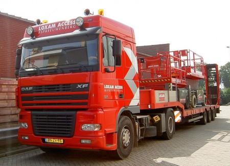 Loxam Access Spreeuwenberg Pays-Bas Camion - Droit d'auteur: Wikipédia – License CC0
