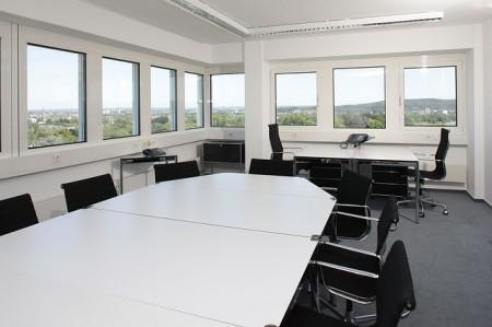 Salle De Conférence Bureau Réunion Chaises Meubles - Droit d'auteur: Pixabay – License CC0