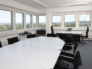 Salle De Conférence Bureau Réunion Chaises Meubles