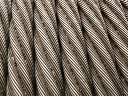 Câble En Acier Corde Métal Seilwindung De Fer - Droit d'auteur: Pixabay – License CC0