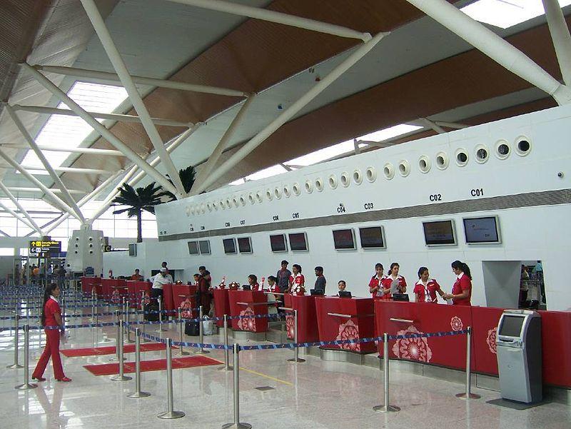 Agent de passage escale aéroportuaire 1