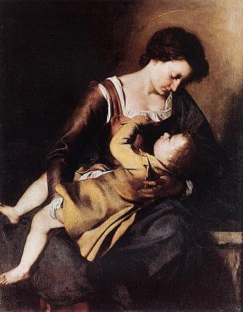 Vierge à l'Enfant - Droit d'auteur: Wikimédia – License CC0