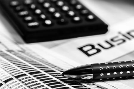 Calculatrice Bureau Stylo Calculatrice Solaire - Droit d'auteur: Pixabay – License CC0
