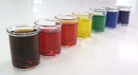Rainbow of food natural food colors - Droit d'auteur: Wikipédia – License CC0