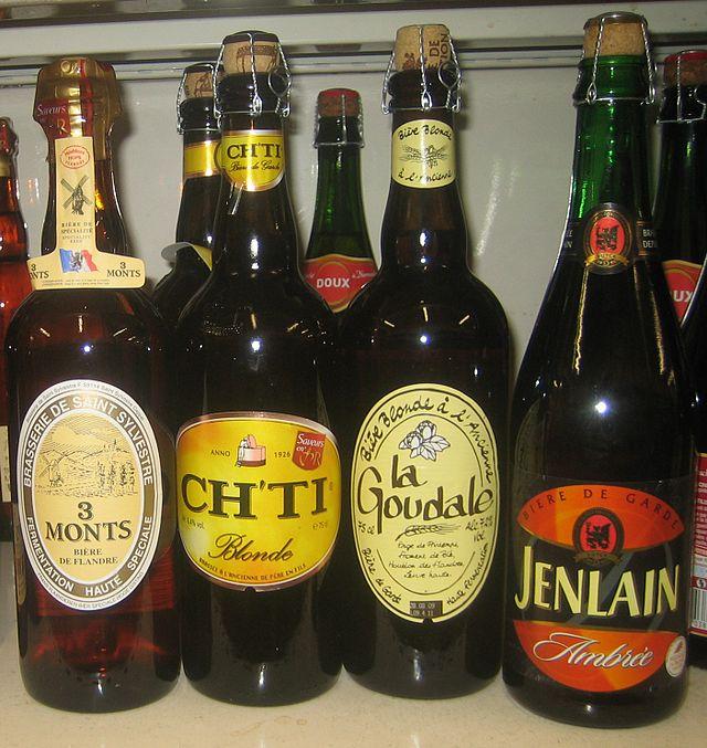 Spécialiste dans la fermentation de boissons alcoolisées 13