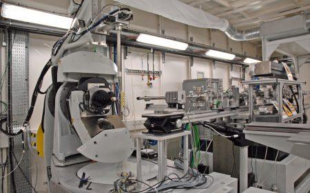La ligne de lumière DIFFABS du Synchrotron Soleil (Saclay)