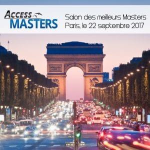 Access Masters Tour: Salon des Masters, MBA & Mastères Spécialisés 9