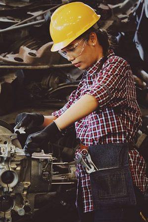 femme mecanique