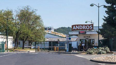 usine Andros, Biars-sur-Cère