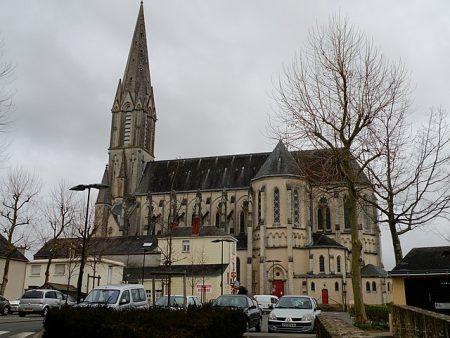 église de Carquefou