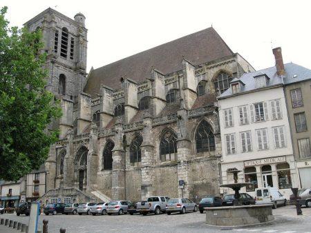 église de Sézanne